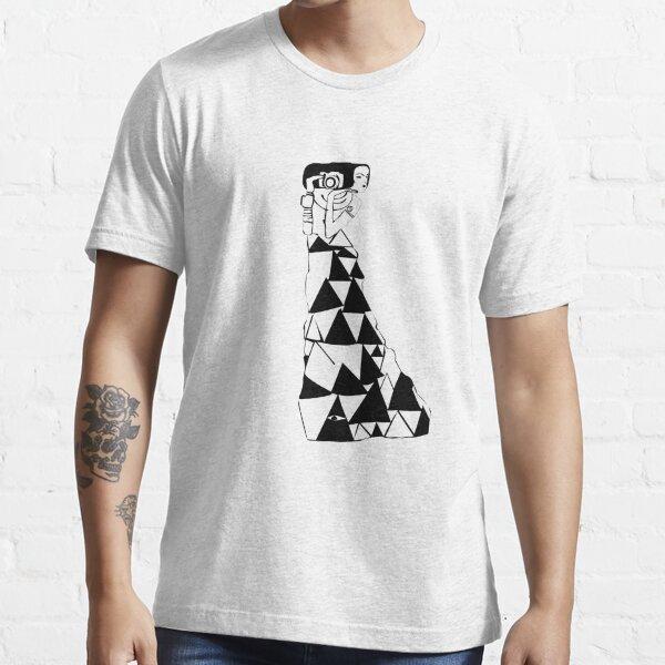 watching women -- klimt (light) Essential T-Shirt