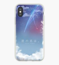 Kimi nicht na wa - SKY iPhone-Hülle & Cover