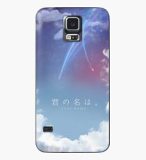 Kimi no na wa - SKY Case/Skin for Samsung Galaxy