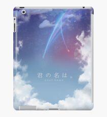Kimi no na wa - SKY iPad Case/Skin