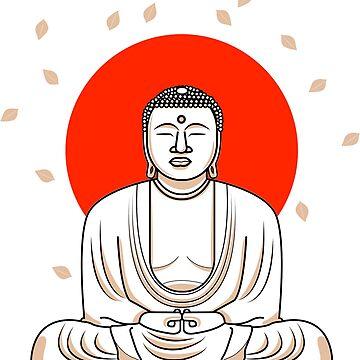Buddha Leafs by criyoj