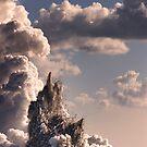 Kilauea Volcano at Kalapana 3b by Alex Preiss