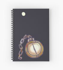 Follow The North Star Spiral Notebook