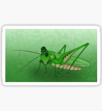 A Singular Malicious Grasshopper Sticker