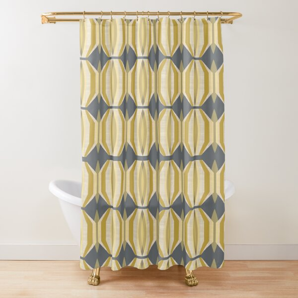 MCM 1964 Shower Curtain