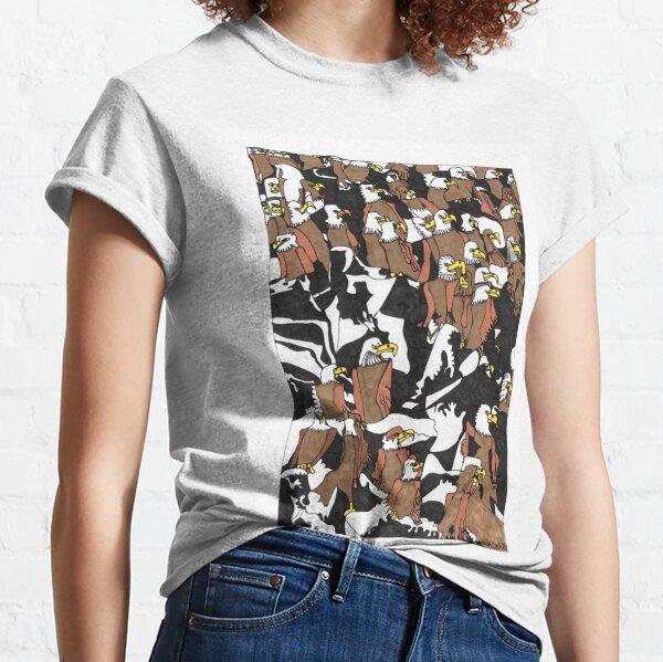 Eagle Landing  Classic T-Shirt