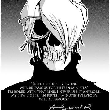 Warhol is dead by Ikrus