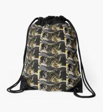 Zesta the Cat Drawstring Bag