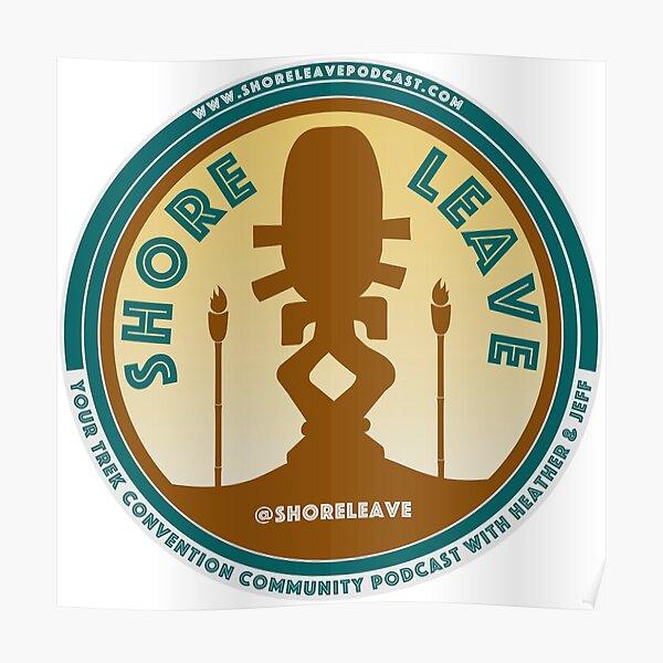Shore Leave Podcast Artwork Poster