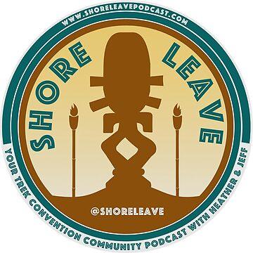 Shore Leave Podcast Artwork by ttt-pod