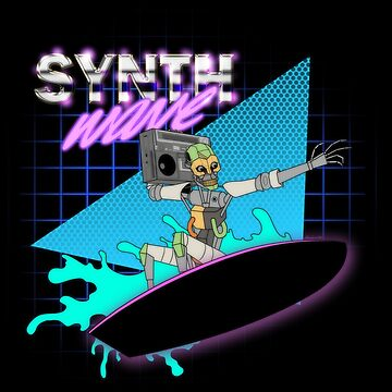 Synth Wave by SLisica08
