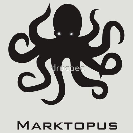 TShirtGifter presents: Marktopus