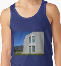 Preston Temple, Glasfenster Tank Top