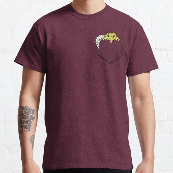 Leopard Gecko in Pocket Classic T-Shirt