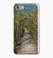 The Willow Walk iPhone Case/Skin
