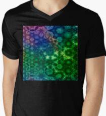 Vernal Metamorphosis 7 Men's V-Neck T-Shirt