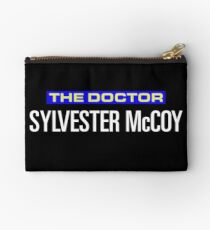 Sylvester McCoy IS the Doctor Studio Pouch