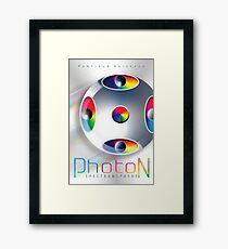 Photon Framed Print