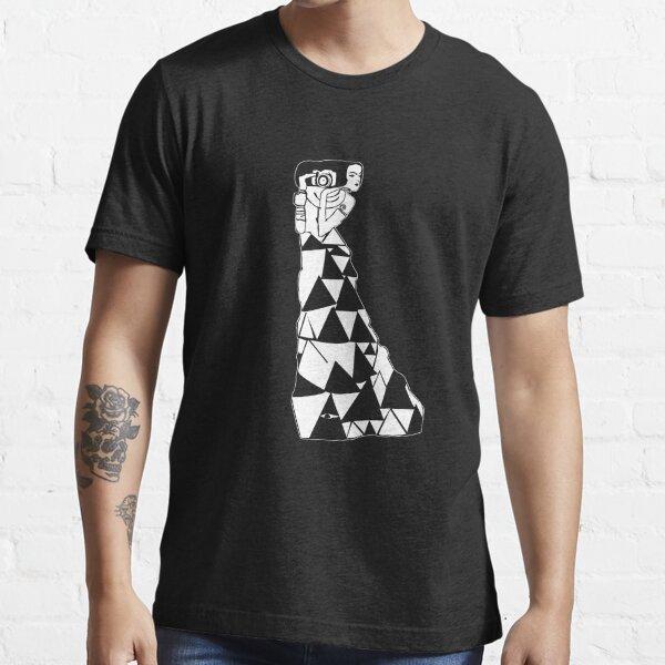watching women -- klimt (black) Essential T-Shirt