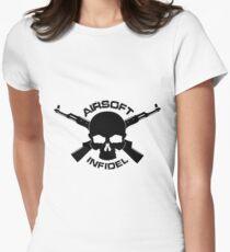 Airsoft Infidel Ladies T-Shirt