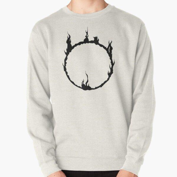 Dark Sign - Black  Pullover Sweatshirt