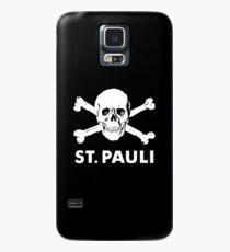 St Pauli Skull Case/Skin for Samsung Galaxy