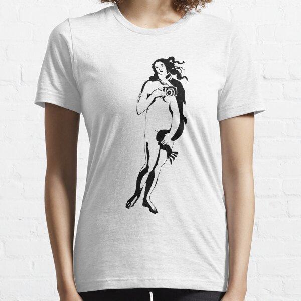 watching women -- venus (light) Essential T-Shirt