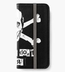 St Pauli Skull iPhone Wallet/Case/Skin
