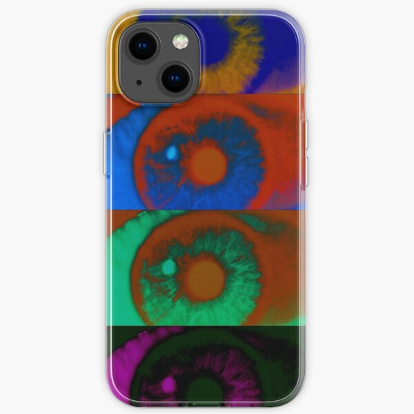 2001: A Space Odyssey Eyes iPhone Soft Case