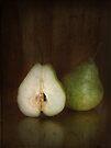 ~ still life - pears ~ by Adriana Glackin