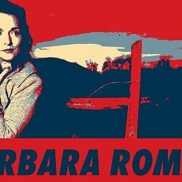 Bárbara Román by broccoliaway