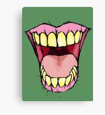 A Killer Joke Canvas Print
