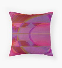 Road to Hell Throw Pillow