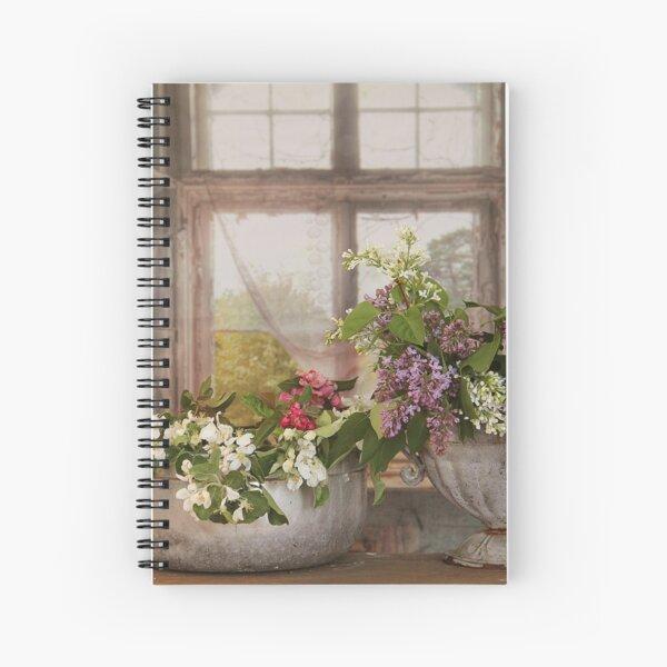 Swedish Summer Spiral Notebook