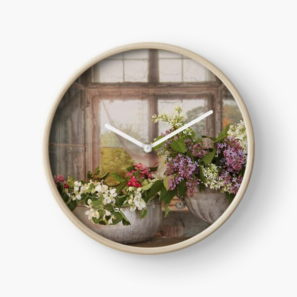 Swedish Summer Clock