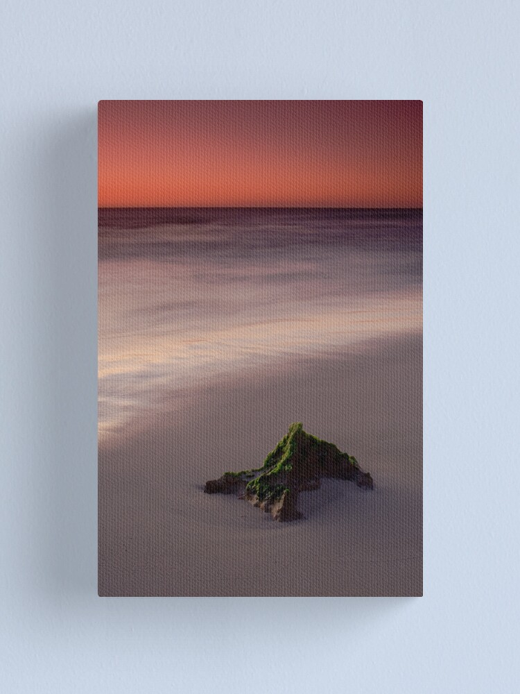 Alternate view of Mystic Sands Canvas Print