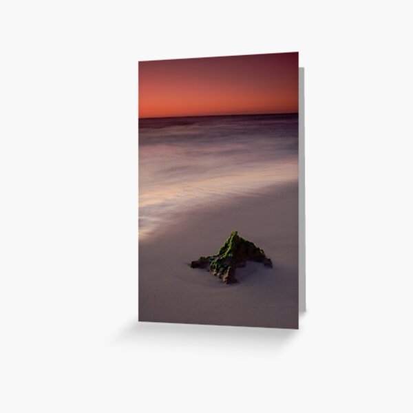 Mystic Sands Greeting Card