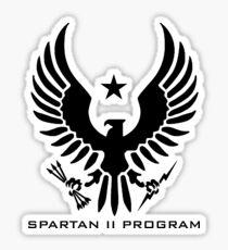 Halo Spartan II Program Insignia Sticker
