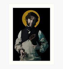 Saint Harry Goodsir Art Print
