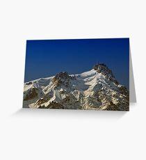 Aiguille du Midi Greeting Card