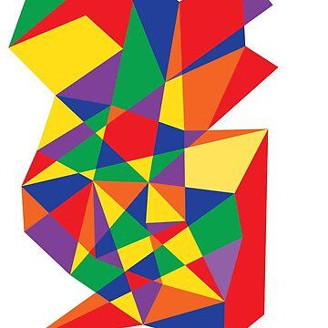 kaleidoscope by MooMoose