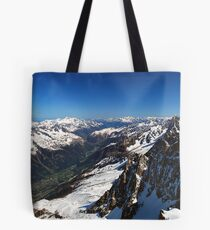 The French Alps Tote Bag