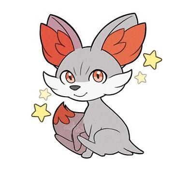 Pokémon   Shiny Kalos Starters by ShinyBunnie