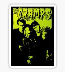 Cramps Sticker