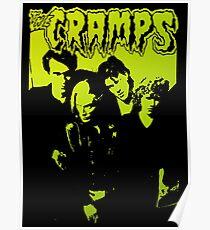 Cramps Poster