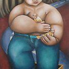 THE TRAVELLER by palma tayona