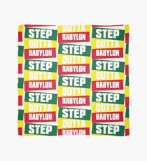 STEP OUTTA BABYLON Scarf