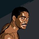 Boxing Greats - Wilfred Benitez by kickarse