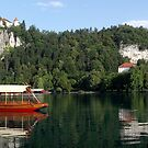 A Place to Return - Lake Bled - Slovenia by chijude