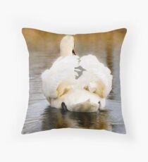 Gracefully  Throw Pillow